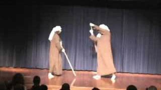 Download Tahtib - Egyptian Men's Stick Dance Video