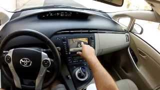 Download Interior Systems Tour 2011 Toyota Prius 5 Advanced Technology Package Video