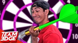 Download GIANT Darts Challenge!! Video