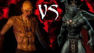 Download КТО СИЛЬНЕЕ #2: Скрытый VS Харкон | Skyrim | Ведьмак 3 | DAMIANoNE Video