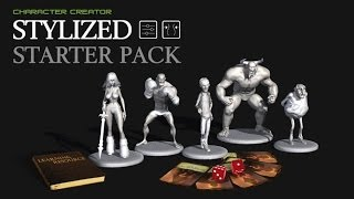 Download Character Creator - Stylized Character Morphs Content Pack Video