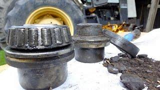 Download Renault 110.14 Remont Przedniego Napędu Front Axle Bearing Repair 4WD Video