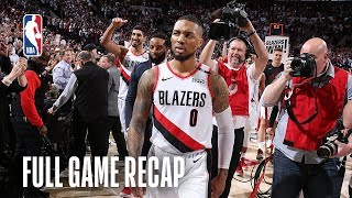 Download THUNDER vs TRAIL BLAZERS | MUST-SEE Finish That Will Leave You SPEECHLESS! | Game 5 Video