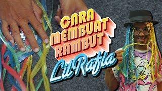 Download MEMBUAT RAMBUT DARI TALI RAFIA Video