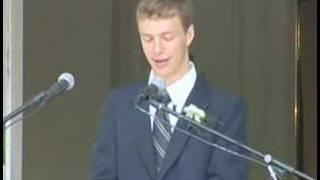 Download Best Graduation Speech Ever Video