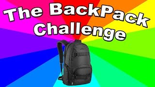 Download What is the #backpackchallenge? The meaning and origin of the backpack challenge Video