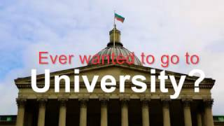 Download What could you do at UCL over the Summer? Video