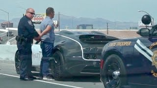 Download COPS ARREST BUGATTI OWNER FOR GOING TOO SLOW!!! Video