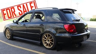Download Subaru WRX Wagon is FOR SALE!? :( Video