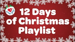Download 12 Days of Christmas Playlist 2016 🎄 | 1 Hour Best Christmas Music Songs| Children Love to Sing Video