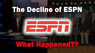 Download The Decline of ESPN...What Happened? Video