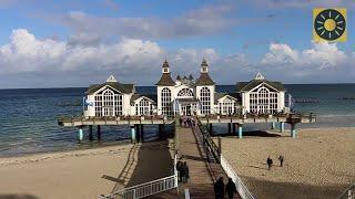 Download INSEL RÜGEN - Ostsee ″Herbstimpressionen aus den Ostseebädern Binz - Sellin - Baabe″ Video