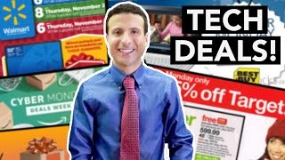 Download Top 10 Cyber Monday 2016 Tech Deals Video