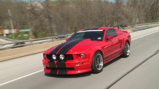 Download 2005-2009 Mustang GT Acceleration Pack- Bolt-On Build-Ups Video