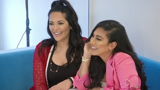 Download Beauty gurus Huda and Mona Kattan: Contouring is life-changing Video
