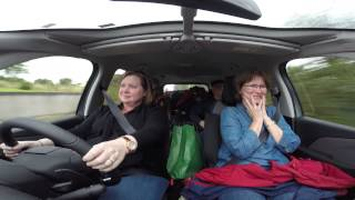 Download Michelle Driving in Ireland Video