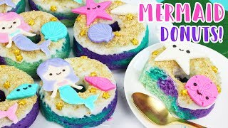 Download How to Make Mermaid Donuts! 💕🐠 Video