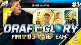 Download DRAFT TO GLORY! MESSI AND RONALDO DRAFT! #1 | FIFA 17 Video