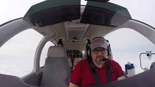 Download Baron 58: IFR to Kansas City; Skyhawk we are declaring an emergency for you! Video