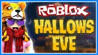Download HAPPY HALLOWEEN | ROBLOX Hallows Eve 2016 | Murder Mystery, Freeze Tag, Flood Escape, Bloktoberfest Video