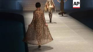 Download 94-year-old designer Pierre Cardin skips appearance at fashion show celebrating his designs from the Video