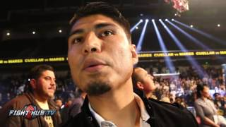 Download Mikey Garcia Reacts to Abner Mares Beating Jesus Cuellar Video
