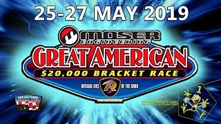 Download Great American Bracket Race - Friday Video
