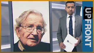 Download Noam Chomsky on Clinton vs Sanders | UpFront Video