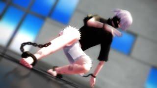 Download 【Tokyo Ghoul MMD】Kaneki & Haise - Techno Break Dance Video