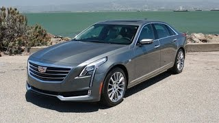 Download Cadillac CT6 sets a new course, without a wreath (CNET On Cars, Episode 93) Video