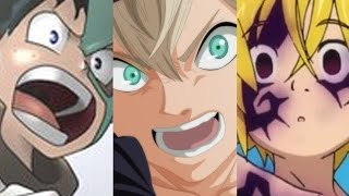 Download Which Series Should I Review Next?!?! Black Clover Vs Academia Vs Sins! Video