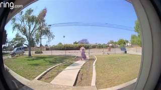 Download LIVE ARREST Catch thief! Lady steals package home owner tracks her down with ring app! LIVE BUST! Video
