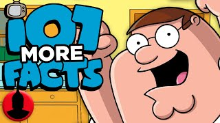 Download 107 MORE Family Guy Facts Everyone Should Know - (ToonedUp #162) | ChannelFrederator Video