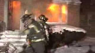 Download VERY SCARY HOUSE FIRE & FLASHOVER WITH ESCAPE! (Dolton,IL) Video