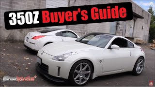 Download Nissan 350Z Buyer's Guide / Used Car Guide | AnthonyJ350 Video
