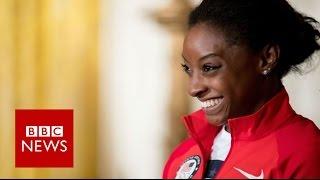 Download Simone Biles: 'I'm the same crazy gymnast' - BBC News Video
