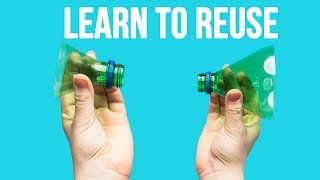 Download 16 Useful Ways To Reuse Plastic Bottles By Crafty Panda Video