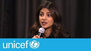 Download War was not their choice - Priyanka Chopra | UNICEF Video