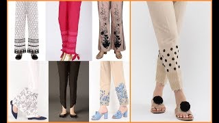 Download casual summer trouser pants design for women 2018 Video