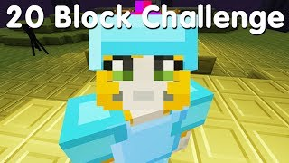 Download Minecraft PS4 - 20 Block Challenge - The End. (37) Video