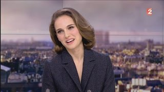 Download NATALIE PORTMAN : INTERVIEW ″ LAURENT DELAHOUSSE ″ / LE 24/01/2016 . HD Video
