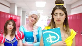Download Disney Princess Go Back To School Video