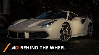 Download 2017 Ferrari 488 GTB Review - Behind the Wheel Video