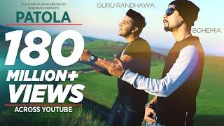 Download Patola (Full Song) Guru Randhawa   Bohemia   T-Series Video