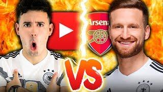 Download Youtuber VS Fußballprofi (mit Shkodran Mustafi) Video