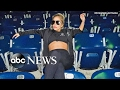 Download Lady Gaga Super Bowl Halftime Stunt Video