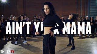 Download Jennifer Lopez - Ain't Your Mama - Choreography by Jojo Gomez - #TMillyTV ft. Kaycee Rice Video
