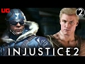Download Injustice 2: All New Intro Dialogue! (Captain Cold, Aquaman, Green Arrow etc.) Video