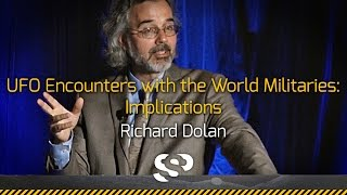 Download UFO Encounters with the World Militaries | Richard Dolan Video