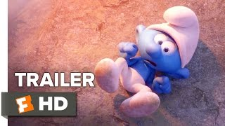 Download Smurfs: The Lost Village Official International Trailer 1 (2017) - Animated Movie Video